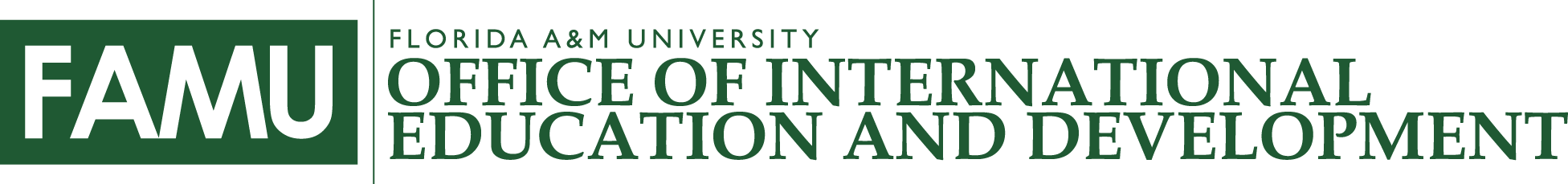 Office of International Education and Development - Florida A&M University